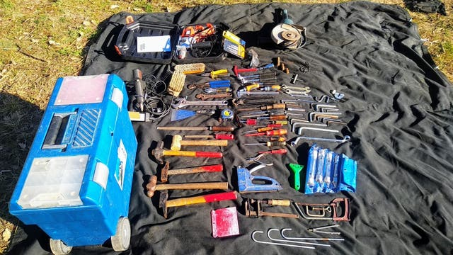 Lote de herramientas (se vende junto)