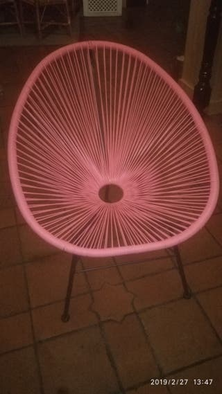sillas de terraza acapulco