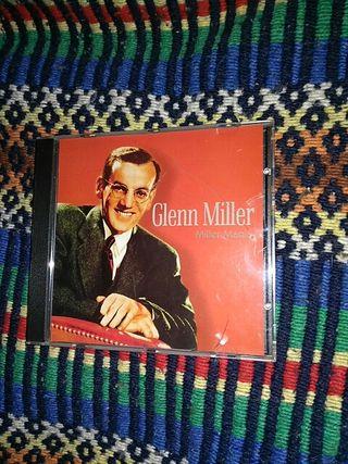 cd Glenn Miller - Miller Mania