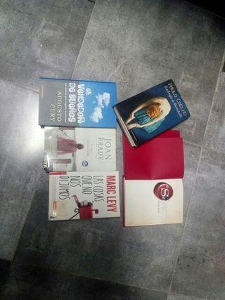 cinco libros necesarios