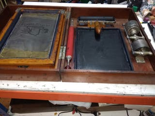 Antigua impresora