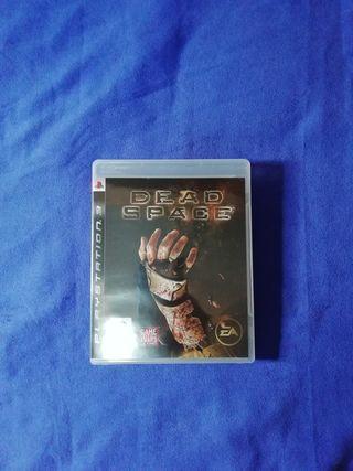 Dead space juego ps3
