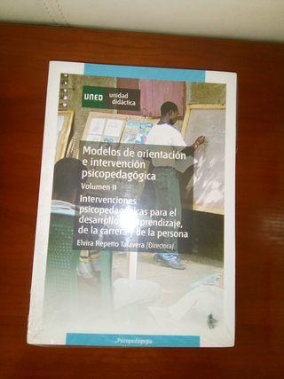 modelos de orientación e intervención psicopedagóg