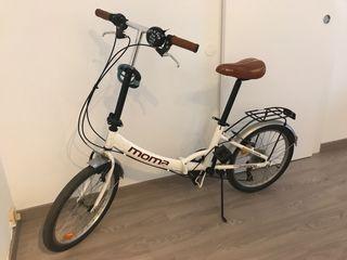 Bici MOMA plegable / Folding MOMA bike