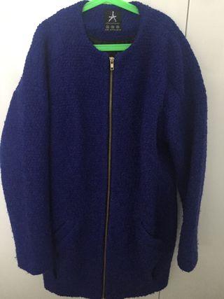 Abrigo azulon