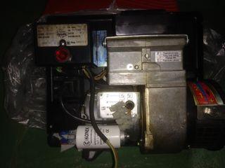 Quemador ECOFLAM caldera gas-oil