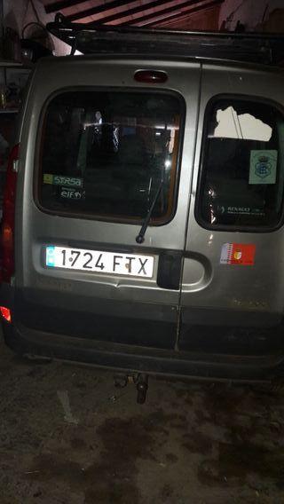 Renault Kangoo 2008 4x4