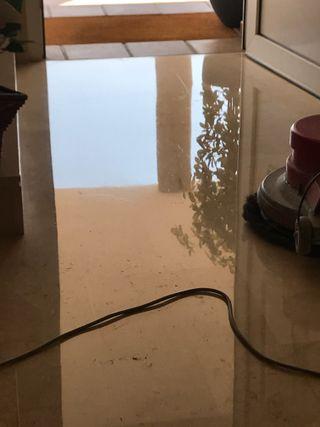 Cristaliza tu suelo y olvídate de fregar