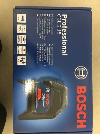 Laser Bosch professional