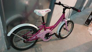 "bici niña b-pro 16"""