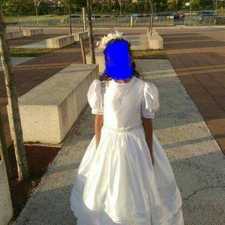 Vestidos comunion piedad pamplona