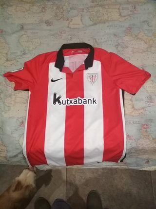 Camisetas athletic de segunda mano en Madrid en WALLAPOP 25eb101e38f8c