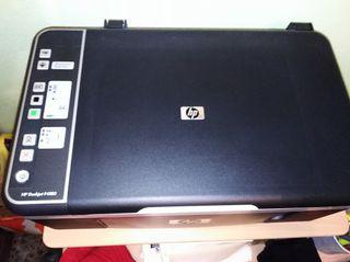 Impresora H P