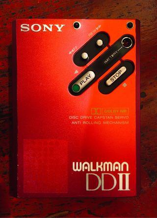 Sony Walkman DDII