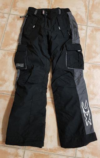pantalón moto