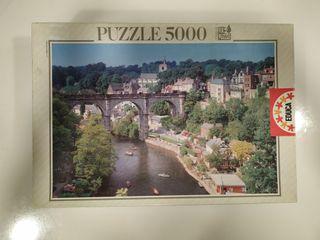 Puzzle 5000 piezas Educa.