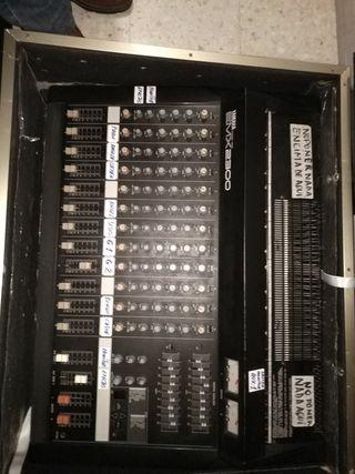 consola de Sonido Yamaha EMX, 2300