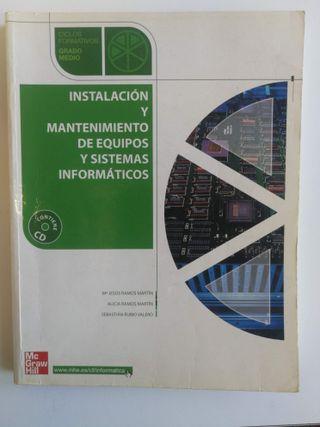 Instalación y mantenimiento equipos informáticos