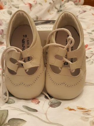 zapatos bebé inglés