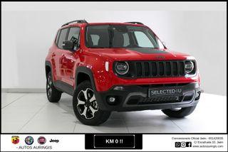 Jeep Renegade 2.0 Mjet Trailhawk 4x4 125kW Auto AD Low