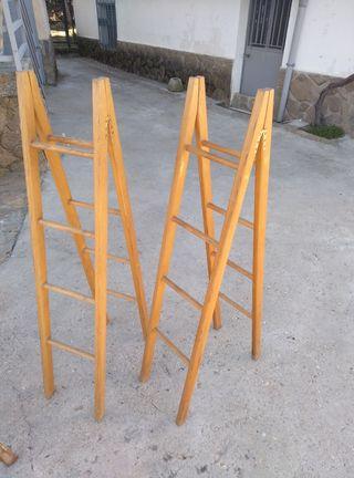 2 Escaleras decoración