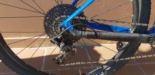 Bicicleta de montaña wilier 501 xn