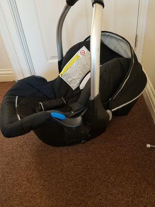 Baby car seat Hauck