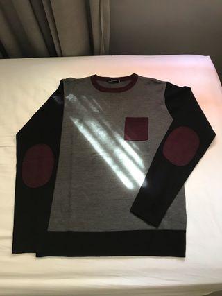 Jersey de lana talla M
