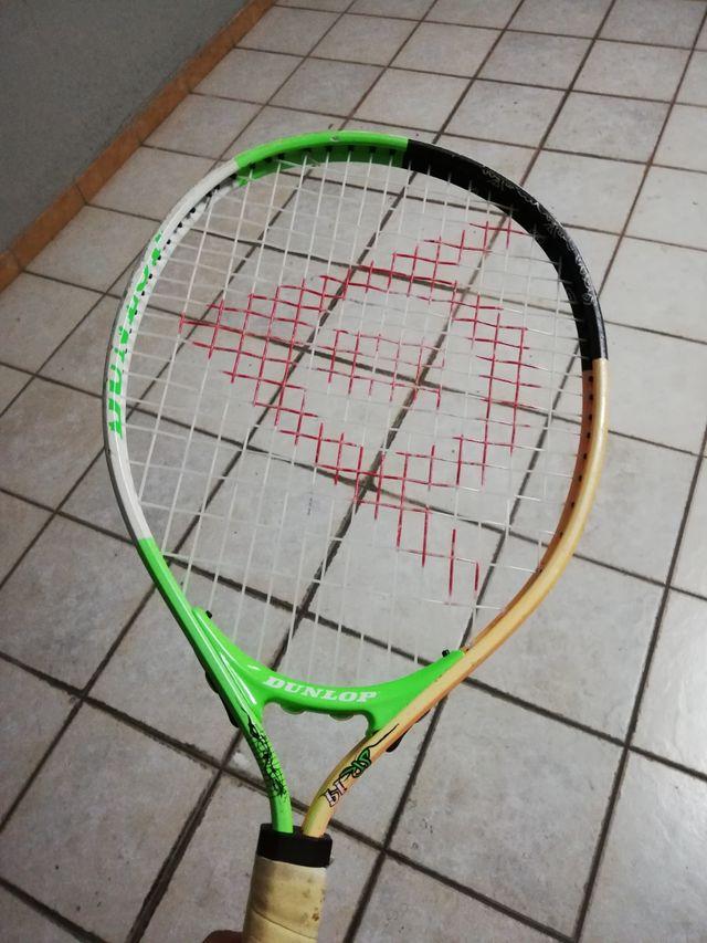 3 Raquetas de Tenis con su funda 10 euros