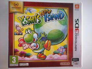 Juego Nintendo 2DS y 3DS Yoshi's New Island