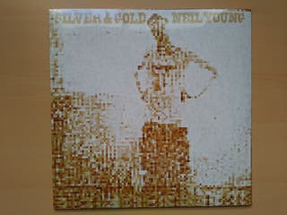 NEIL YOUNG - SILVER & GOLD (LP) PRECINTADO 2000