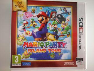 Juego Nintendo 2DS y 3DS Mario Party