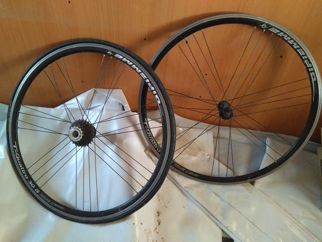 ruedas bicicletas