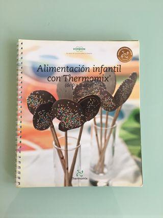 Libro thermomix alimentación infantil