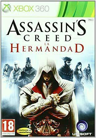 assassins creed la hermandad (xbox 360)