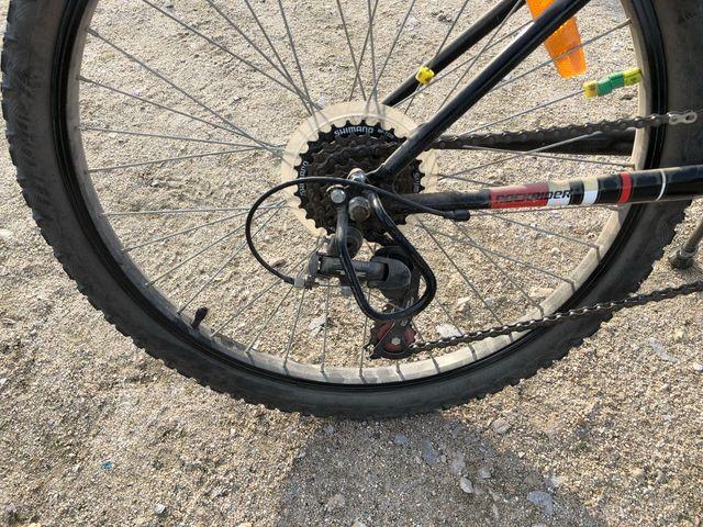 Bicicleta niño de 24 pulgadas