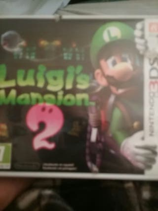 luigi, s mansion 2 para nintendo 3ds