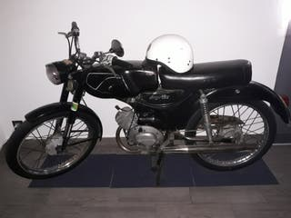 moto clasica