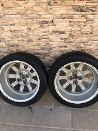 4 Llantas 206 GTI