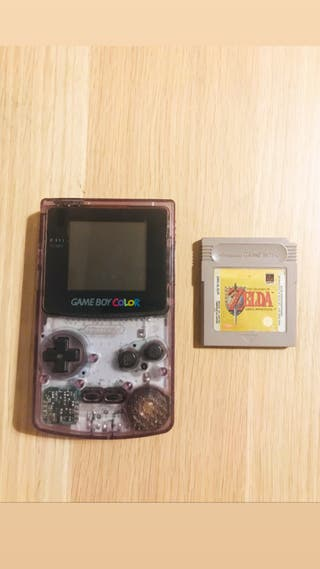 Pack Game Boy Color + Zelda