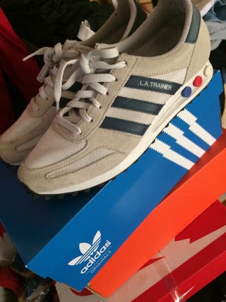 Zapatillas Adidas L.A trainer