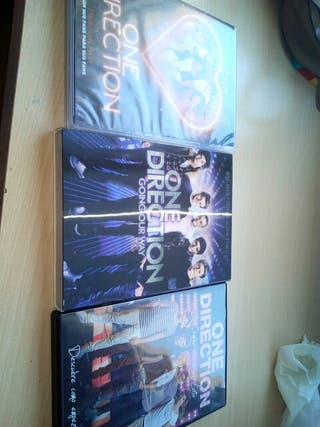 pack películas One Direction