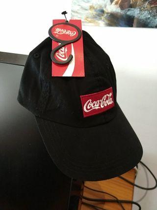 Gorra original CocaCola