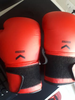 Guantes de boxeo 12oz