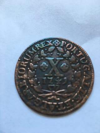 Monnaie Ioannes V 1749