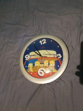 Reloj Los Simpsons