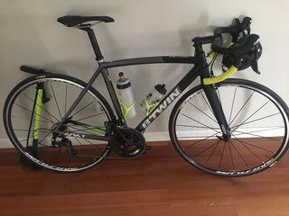 Bicicleta carretera btwin AF 900 ultra