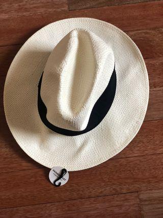 Sombrero panama de segunda mano en WALLAPOP c0f0a0611946