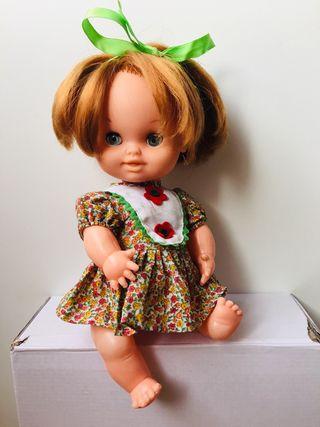 Muñeca bb plumita nancy