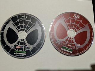 Spider-Man Homecoming (discos 3D+2D) - Inglés